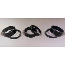 Chinarello hollow carbon spacers